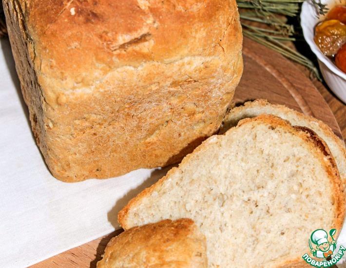 Рецепт: Хлеб с имбирем и пажитником