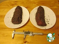 Сыровяленая свинина в условиях квартиры ингредиенты