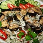 Шашлык из сома – кулинарный рецепт