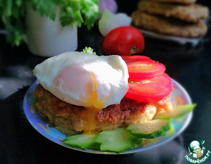 Рецепт: Лепешки Утренние