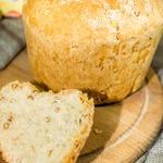 Овсяный хлеб с гречкой