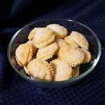Печенье на пивном тесте