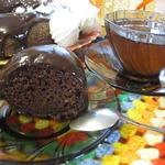 Шоколадный кекс Загадка