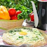 Лепешка к завтраку Семейная