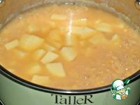 Горохово-картофельное пюре ингредиенты