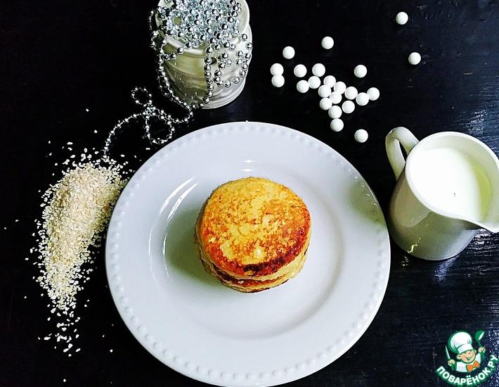 Рецепт: Нежные сырники без муки Утренние