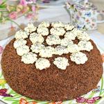 Торт шоколадный Маковник