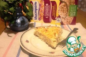 Рецепт: Запеканка-пирог Капустница