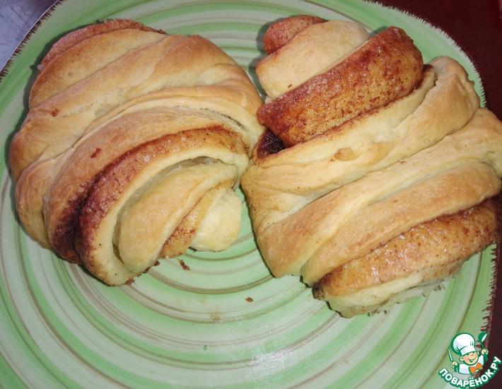 американский булочки для габурга рецепт