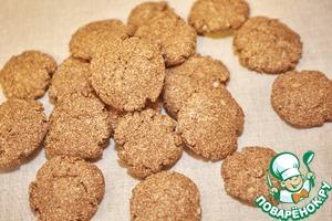 Рецепт: Печенье из творога