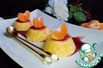 Рецепт: Творожно-яблочные сырники Нежность