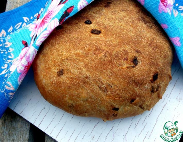 Рецепт: Хлеб Луковый