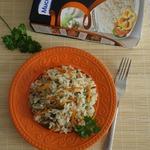 Рис Рассольный с овощами