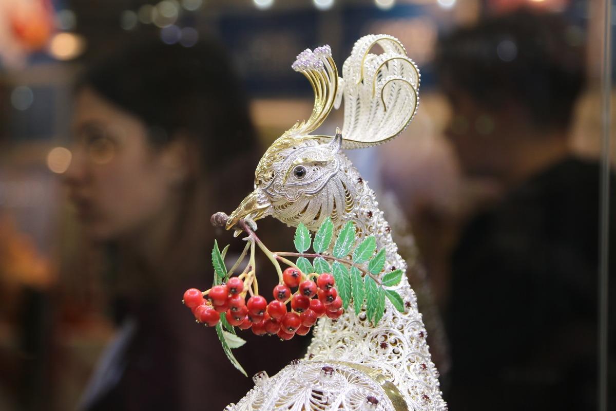 XIII Выставка-ярмарка народных мастеров и ремесленников России «Жар-Птица»
