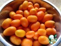 Варенье из кумкватов ингредиенты