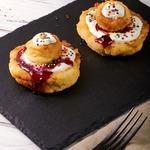 Румынские пончики Папанаши