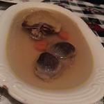 Суп из домашнего петуха – кулинарный рецепт