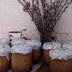 Пасхальный кулич на заварном тесте – кулинарный рецепт