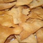 Печенье на рассоле из цельнозерновой муки