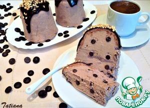 Пасхи творожные с шоколадом – кулинарный рецепт