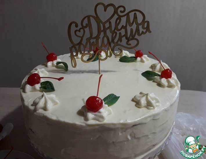 Рецепт: Торт Маркиза