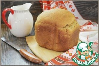 Рецепт: Хлеб Прибалтийский
