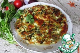 Рецепт: Сырный пирог Бринджула