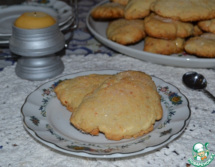 Рецепт: Печенье Сочники