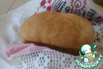 Рецепт: Пшенично-ржаной хлеб Тамбовские мотивы