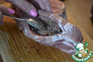 Фаршированное мясо Древорубач Паприка сладкая