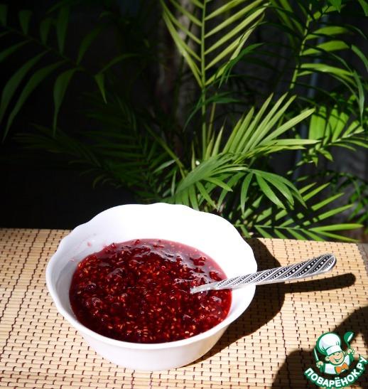 поваренок ру рецепт малинового варенья