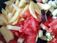 Гречневый суп с баклажанами ингредиенты