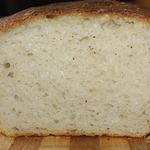 Рыбацкий хлеб на закваске