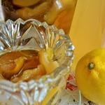 Грушевое варенье с лимоном