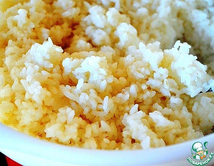Рецепт: Рис от Ларисы Рубальской