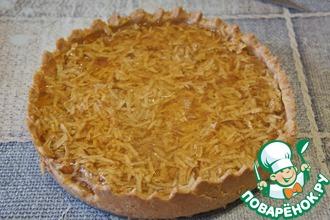 Рецепт: Яблочный пирог по-болгарски из Работницы