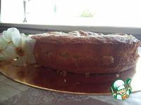 Торт Мой первый заказ ингредиенты