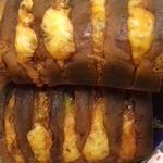 Запеченный батон с сыром и чесноком – кулинарный рецепт