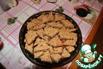 Рецепт: Татарские мазурки