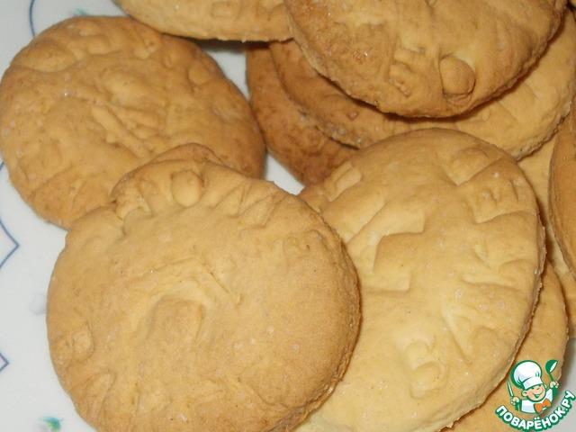 рецепт печенья поварята