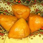 Пирожки с фаршем и капустой Бирокс