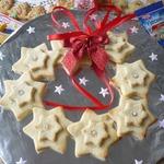 Печенье Рождественский венок