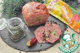 Рецепт: Колбаса без оболочки По 150 рублей