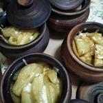 Жаркое в глиняных горшочках