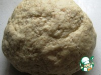 Овсяные булочки Улитки с джемом ингредиенты