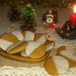 Мягкое пряничное печенье
