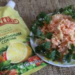 Морковно-ананасовый салат