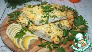 Рецепт: Рыба под шубой