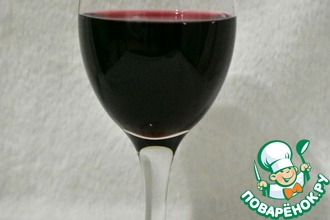 Рецепт: Смородиновое вино. Повесть о неудавшемся варенье