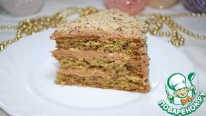 Рецепт: Ореховый торт